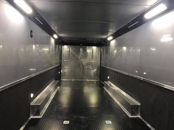34' Bathroom trailer LOADED RACE TRAILER CHECK EXTRAS   for Sale $28,999