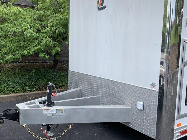 2019 In tech 32' Aluminum trailer  for Sale $29,500