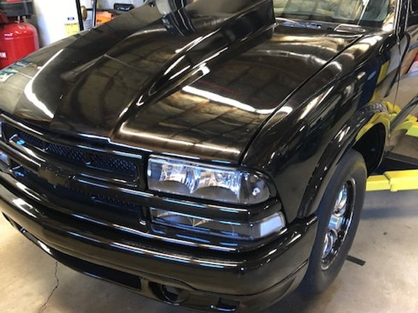 2000 S10 BY CHROME RACE CARS  for Sale $55,000