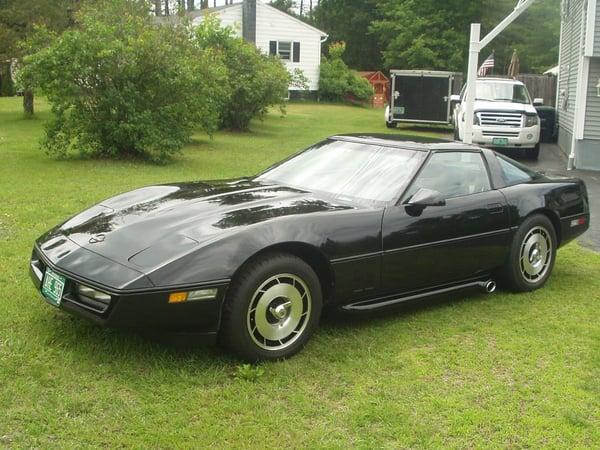 1984 Corvette Coupe  for Sale $8,500