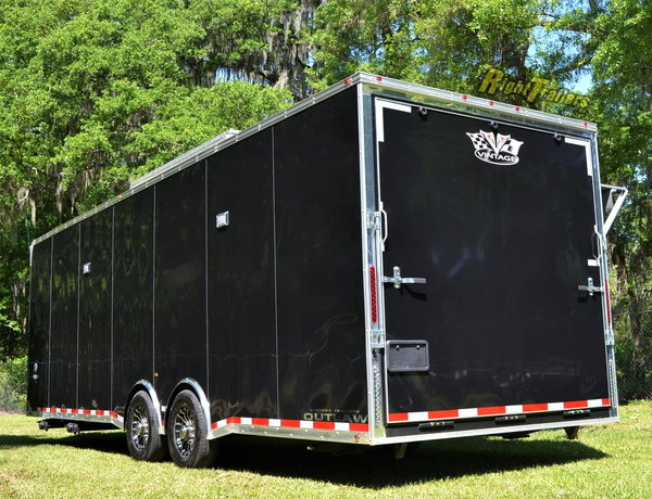 28' Custom Command Center Trailer!