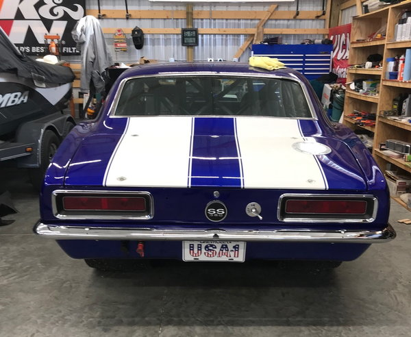 1967 Chevrolet Camaro with Title - Turnkey  for Sale $39,000