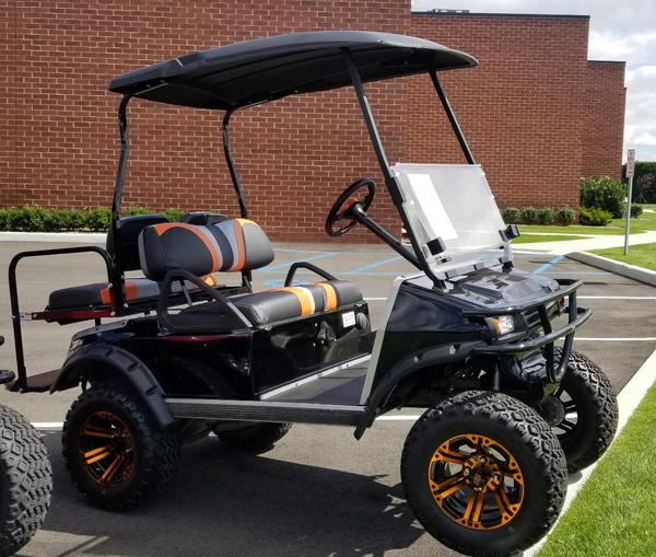Tow in style with this awesome Golf Cart!!!  for Sale $6,195