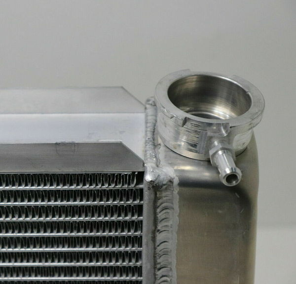 SPEEDWAY RADIATOR Aluminum Universal GM without Trans Cooler