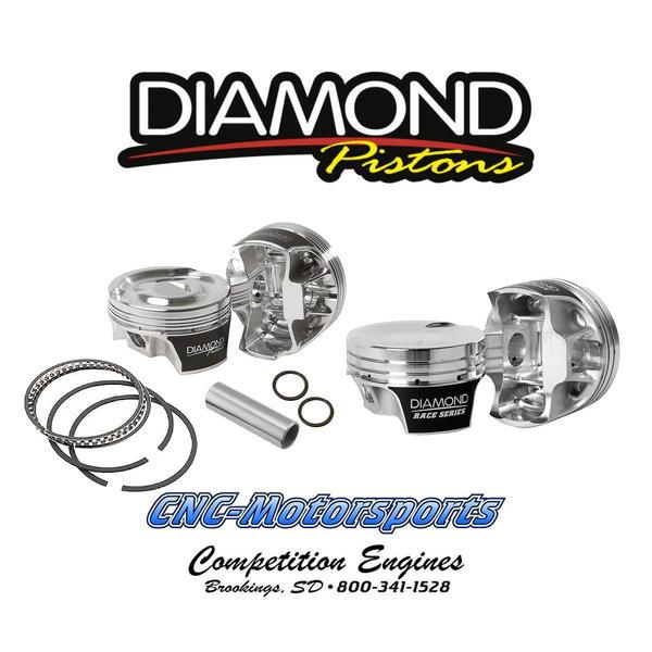 Diamond Pistons - Best Prices on Forged Pistons