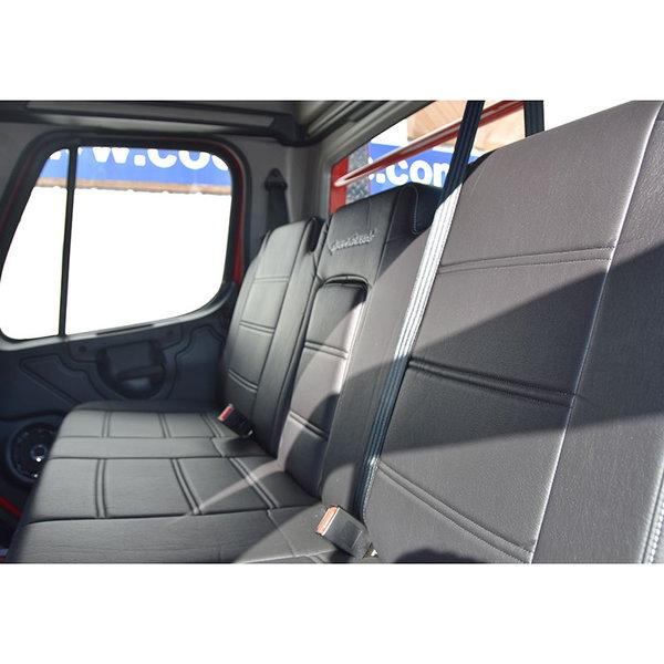 2015 Sportchassis M2 Crew Cab Hauler w/ 350 Cummins
