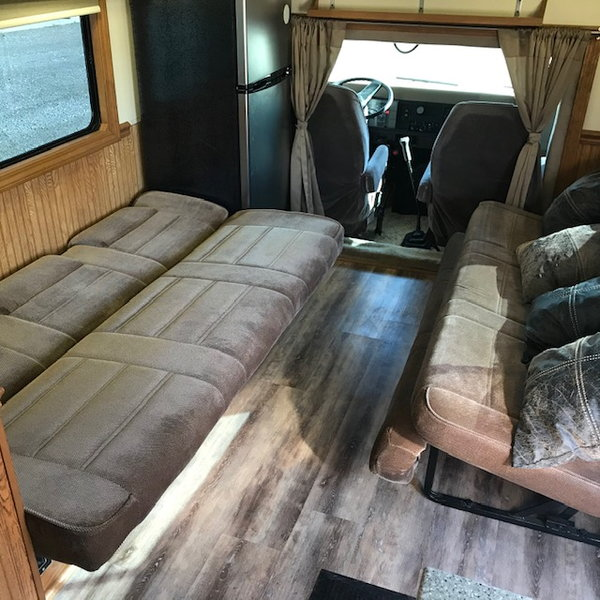 1994 International T&E Conversion Motorhome   for Sale $45,000