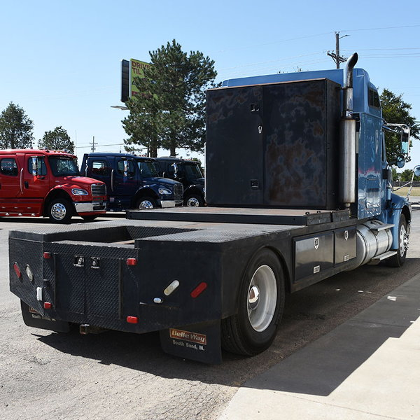 2006 International 9200 Truck 450HP Clutched Automatic