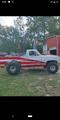 Mud drag truck