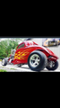 Blown 1933 Ford Coupe