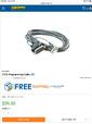 """RACEPAK V300 Programming Cable, 25', """"New""""  for sale $35"""