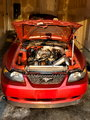 Turbo 2v mustang
