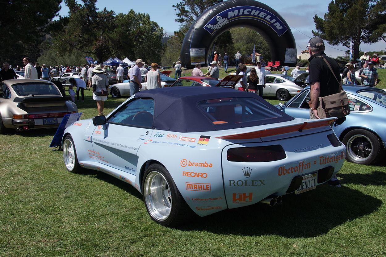 Bob Devore Race Car