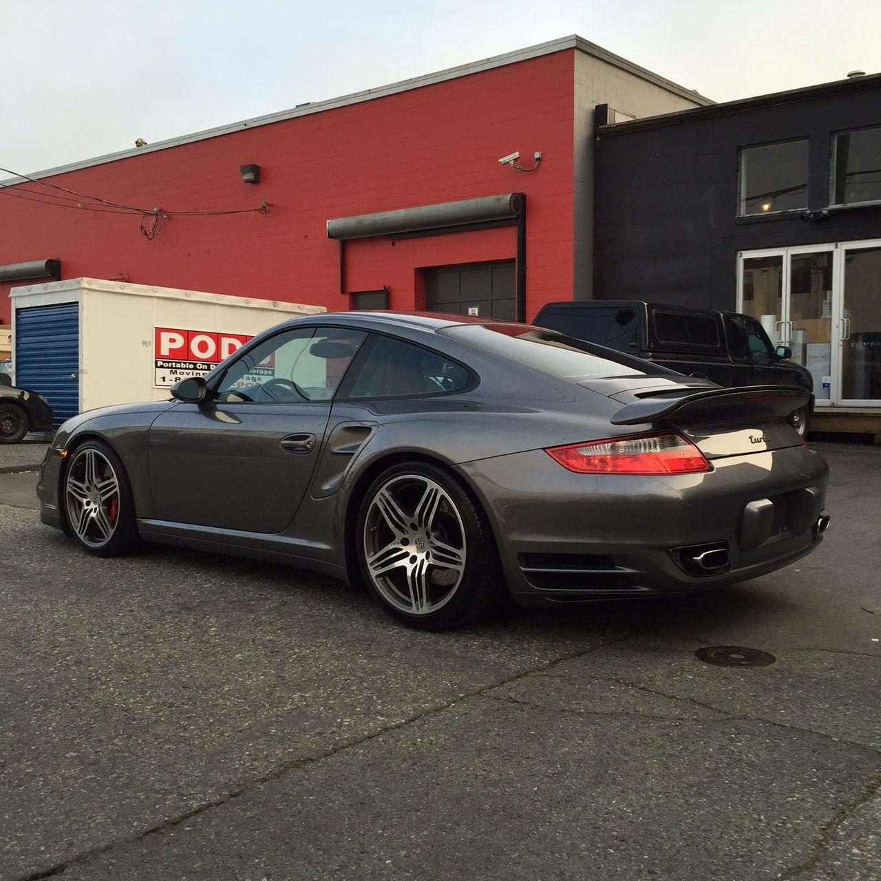 2007 Porsche 997 Twin Turbo Rennlist Porsche