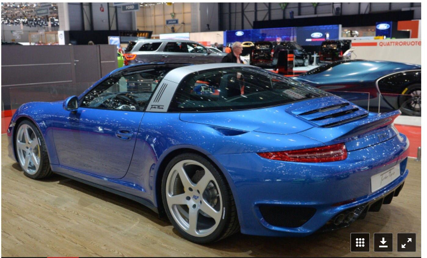 Porsche 991 Targa Roof Mechanism 991 Targa Turbo Anyone...