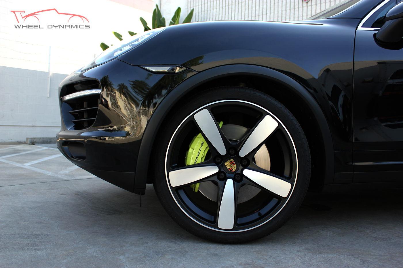 "Killer set of 22"" Classic Concave 5-spoke wheels customized 11"" wide FS for sale - Rennlist ..."
