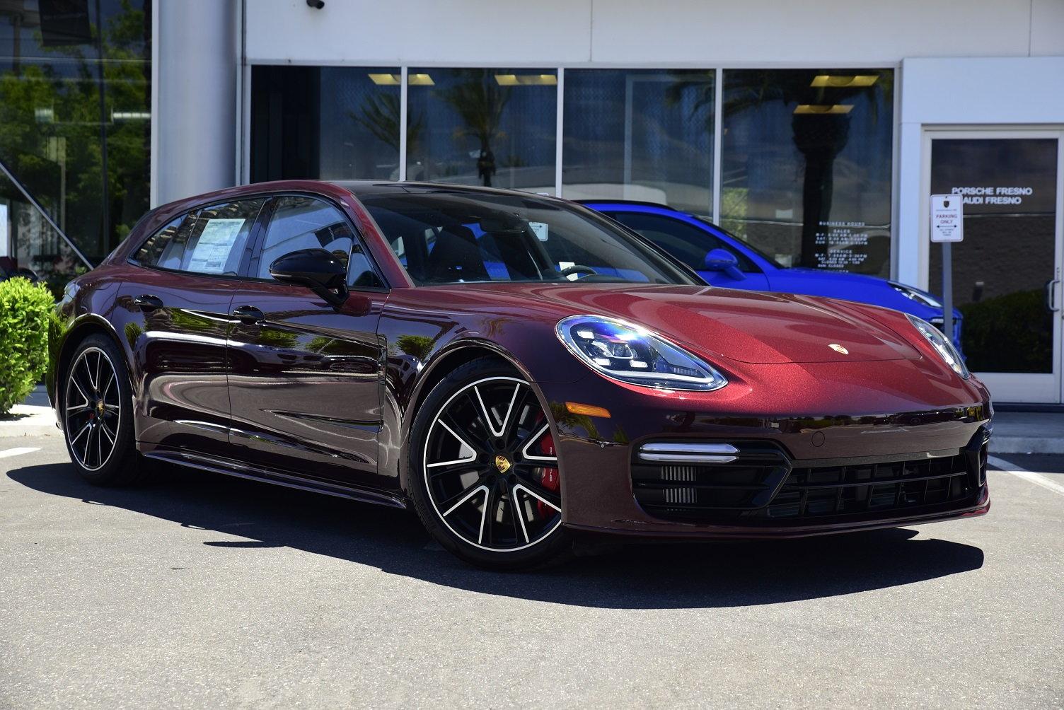 Porsche Panamera Lease >> Dealer Inventory 2018 Porsche Panamera Sport Turismo Turbo - Rennlist - Porsche Discussion Forums