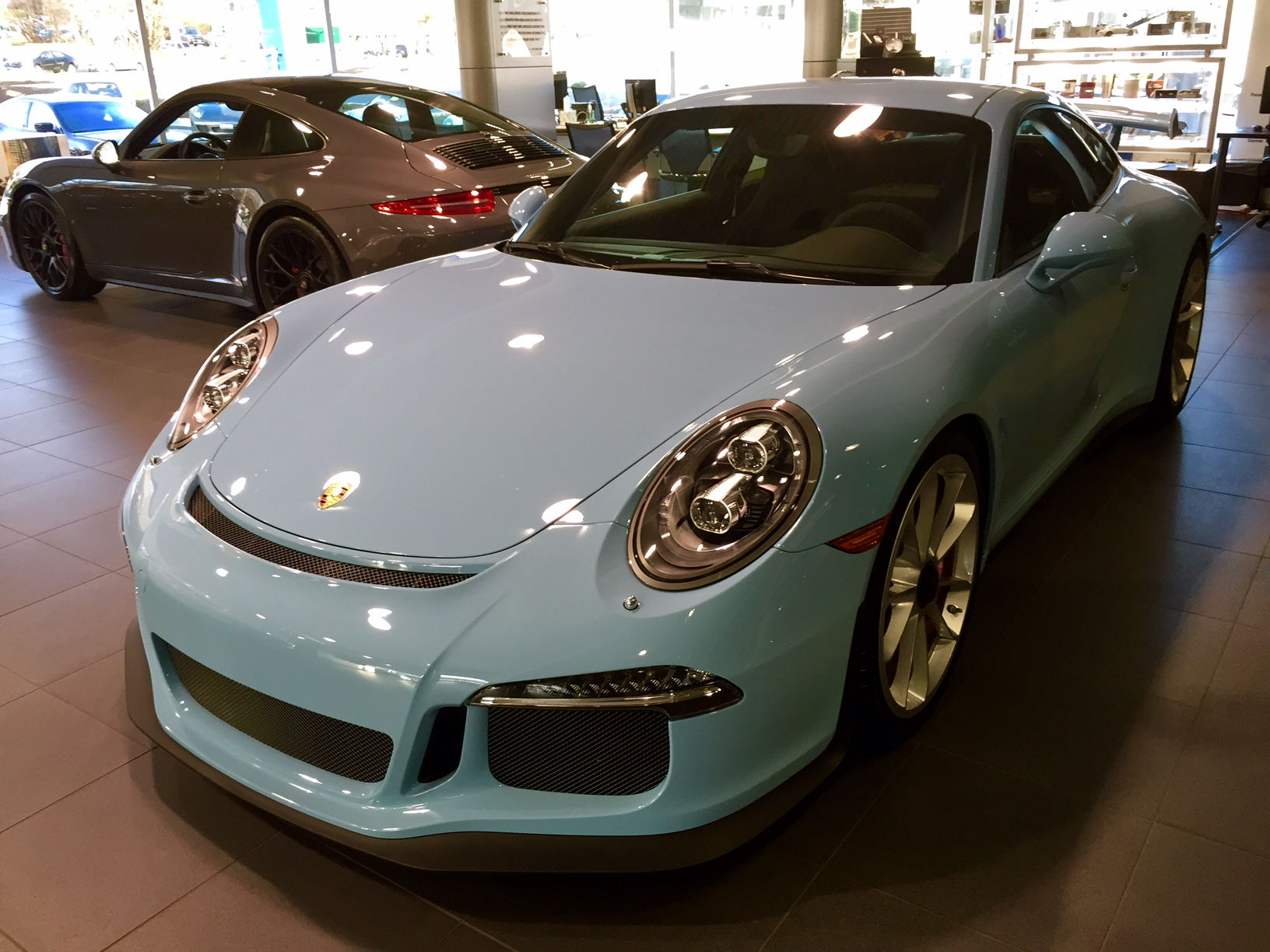 Porsche Of Towson >> Another PTS story! Customer orders Golf Blue and gets.... - Rennlist - Porsche Discussion Forums