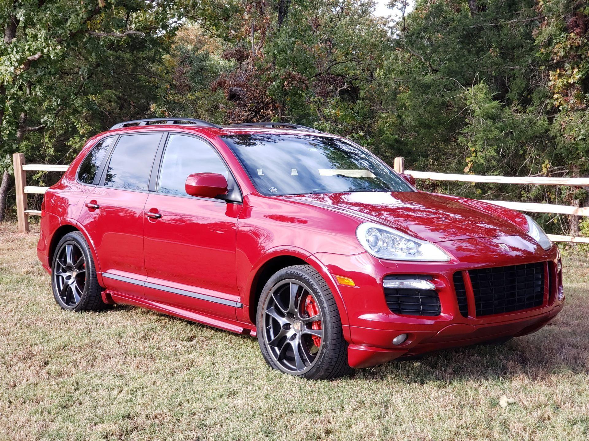 2008 Cayenne Gts Rennlist Porsche Discussion Forums