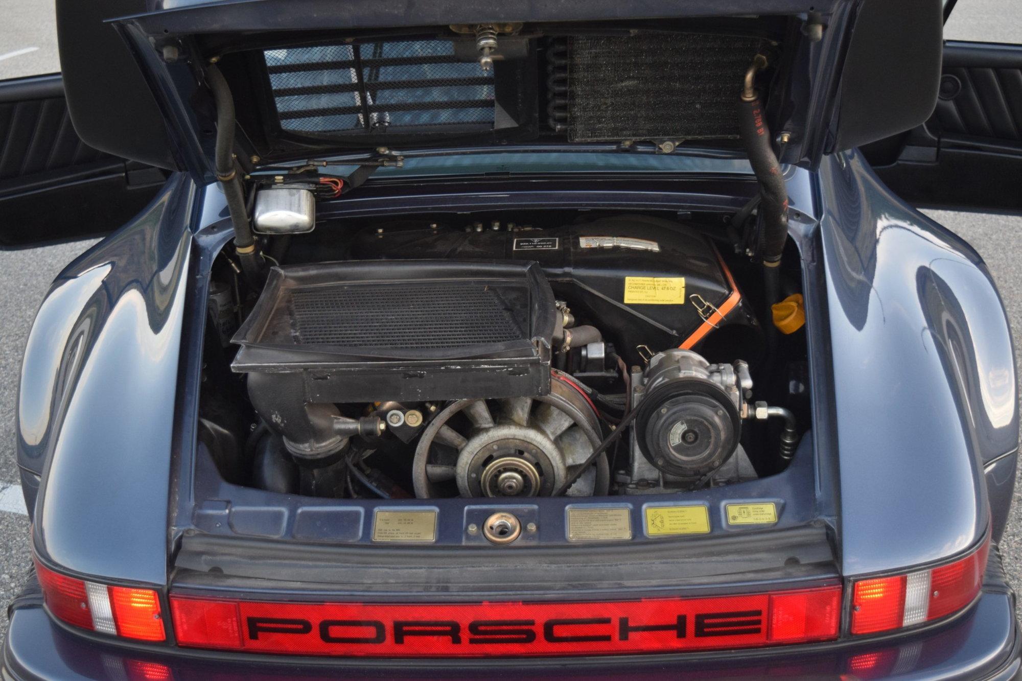 1986 Porsche 930 Turbo Rare Color Rennlist Porsche Discussion Forums