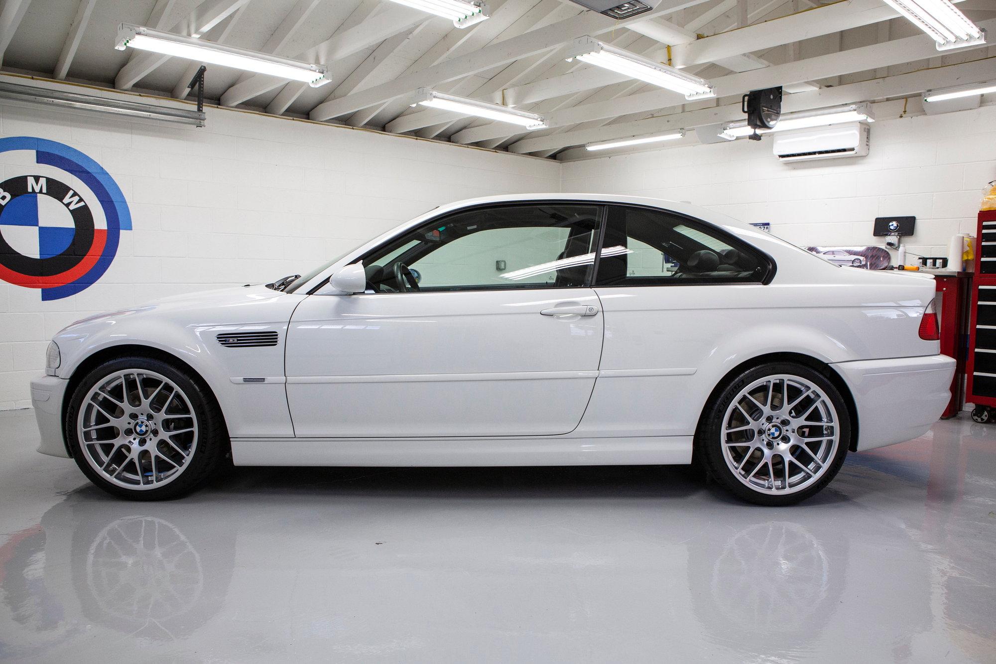 2006 BMW M3 / Alpine White / Black / 6-Speed / 59k Miles / PA 19008 ...