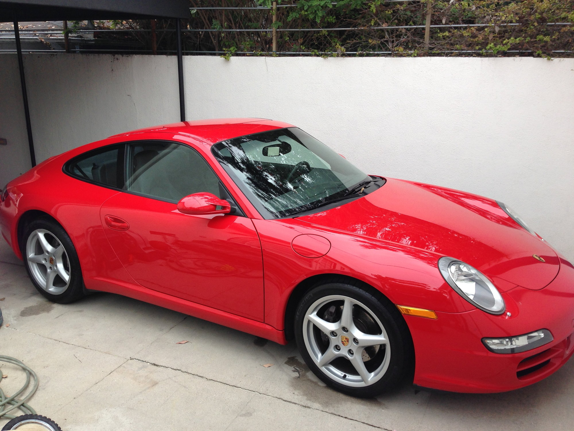 SOLD: Title: Immaculate One Owner 2005 Porsche 997 With