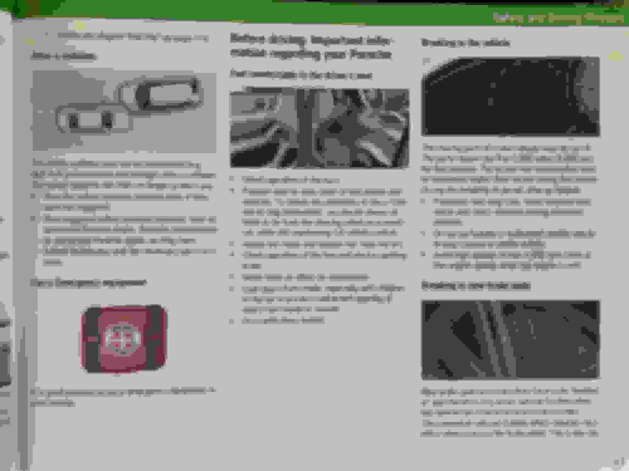 2019 Cayenne owners manual in PDF - Rennlist - Porsche