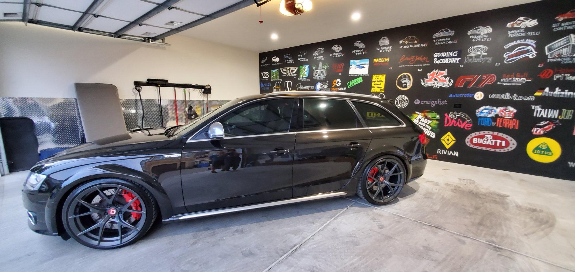Custom Audi Allroad Prestige 1 Of 1 In The World Rennlist Porsche Discussion Forums