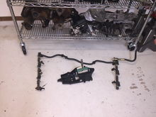 Other stuff: 6 speed 986 Shifter and Fuel injectors/rails