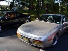 1986 Zermatt Silver Porsche 951 (AKA 944 Turbo)