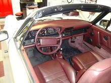1989 911 3.2 Cabriolet