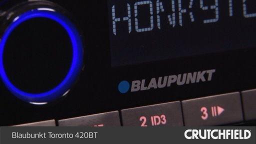 blaupunkt toronto 420 bt manual