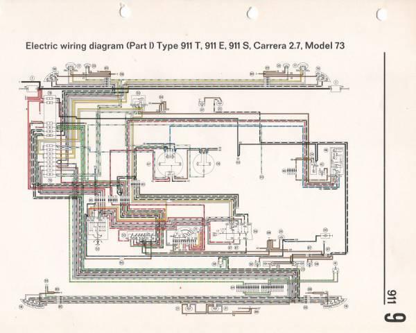 1973 911t Wiring Diagrams - Rennlist