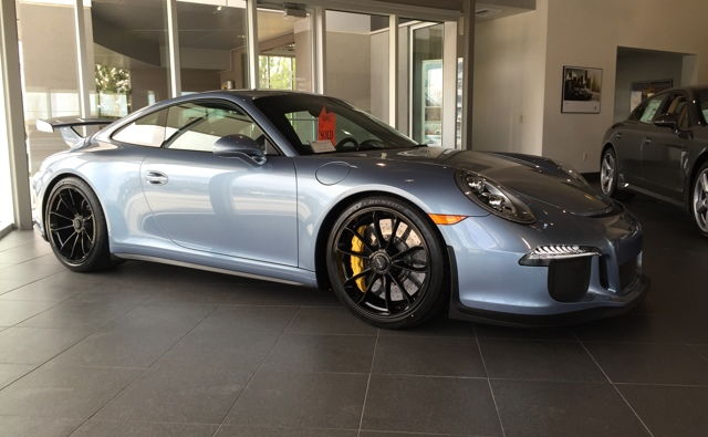 Ice Blue Metallic - Page 2 - Rennlist - Porsche Discussion Forums