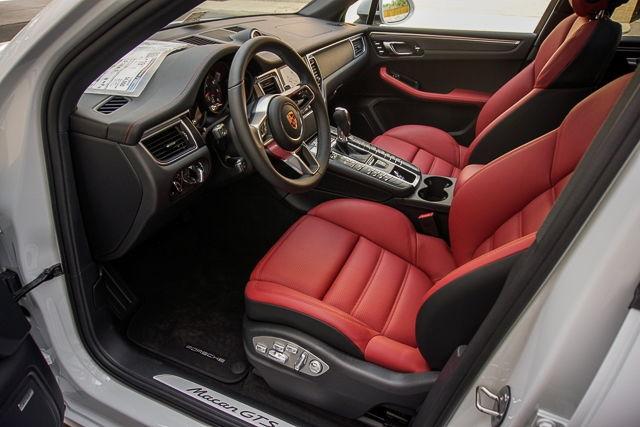 Dealer Inventory 2017 Porsche Macan Gts Carerra White Black Garnet Red Interior Rennlist