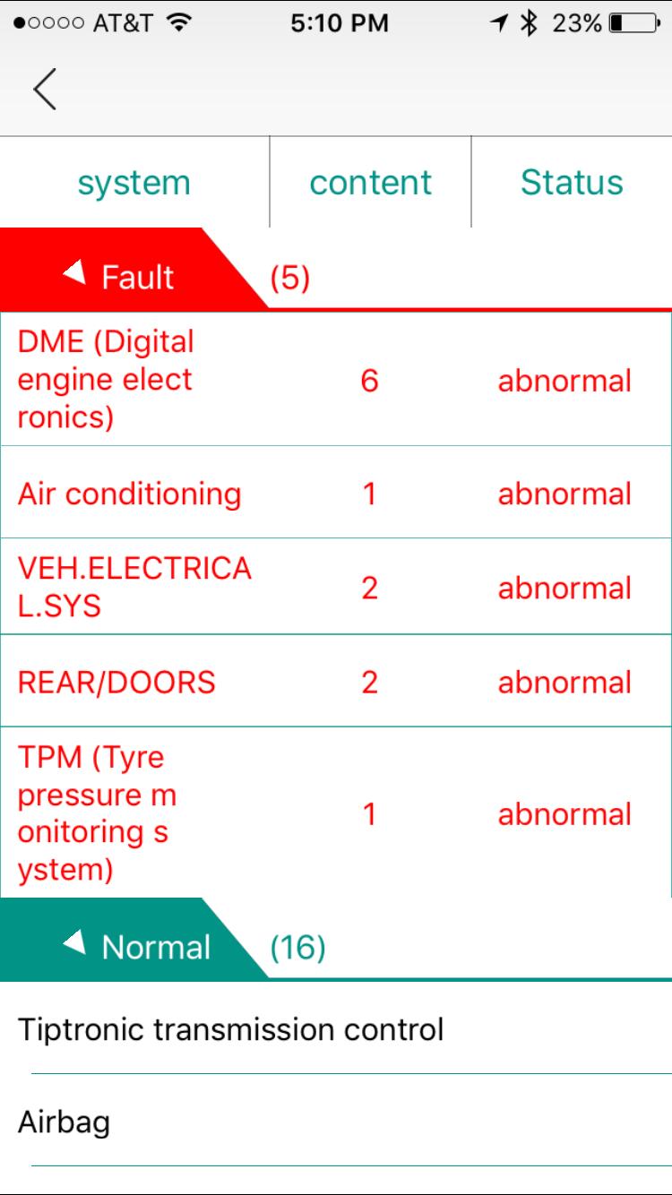 fault code p0421