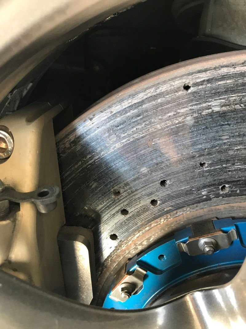 How to restore your damaged CCM rotors at no cost - Rennlist ... Porsche Ke Rotors on ford explorer rotors, bmw m3 rotors, toyota tundra rotors,