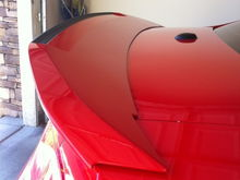 GT500 rear wing by 3dCarbon