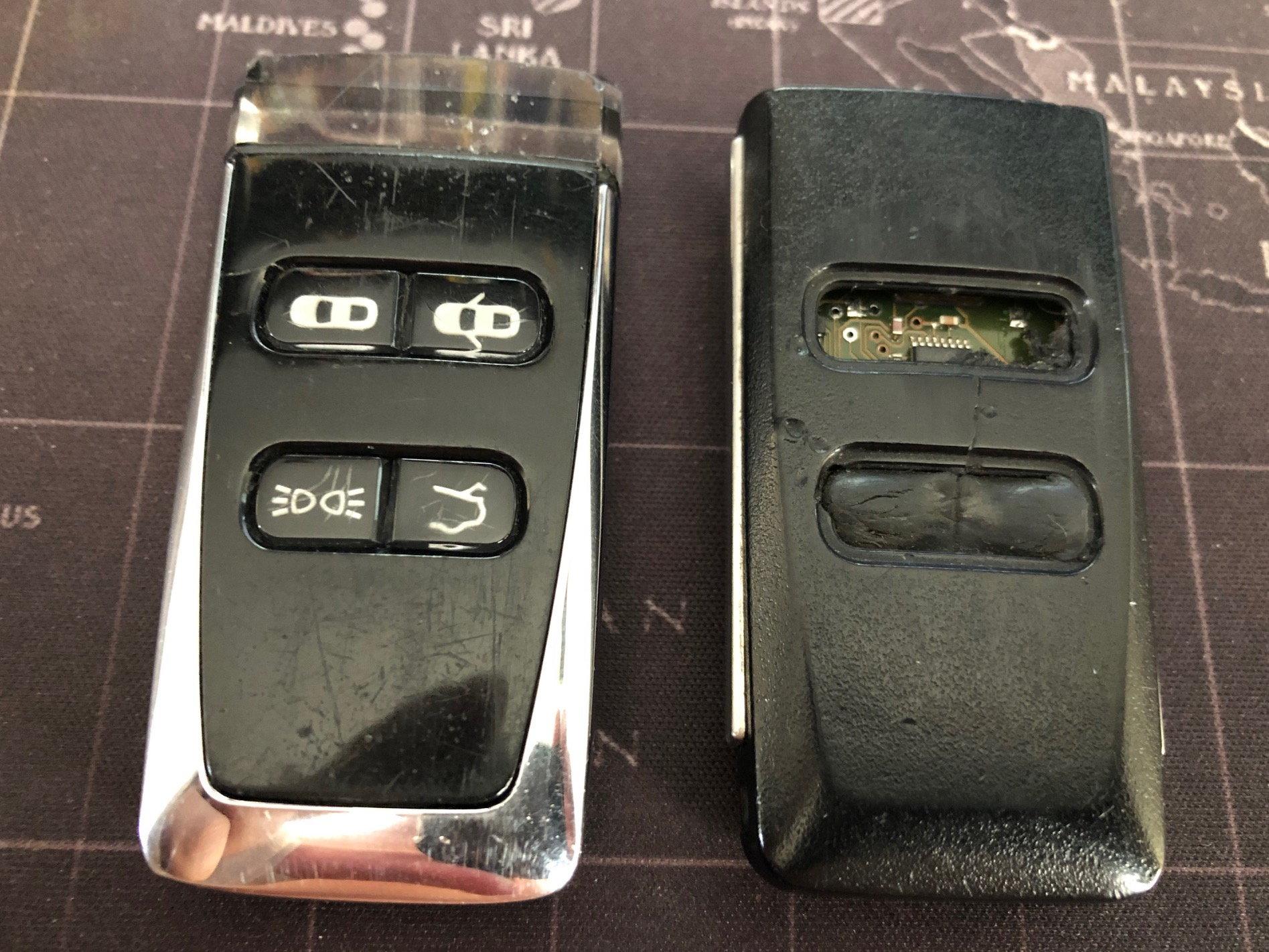 Dbs Sapphire Key 6speedonline Porsche Forum And Luxury Car Resource