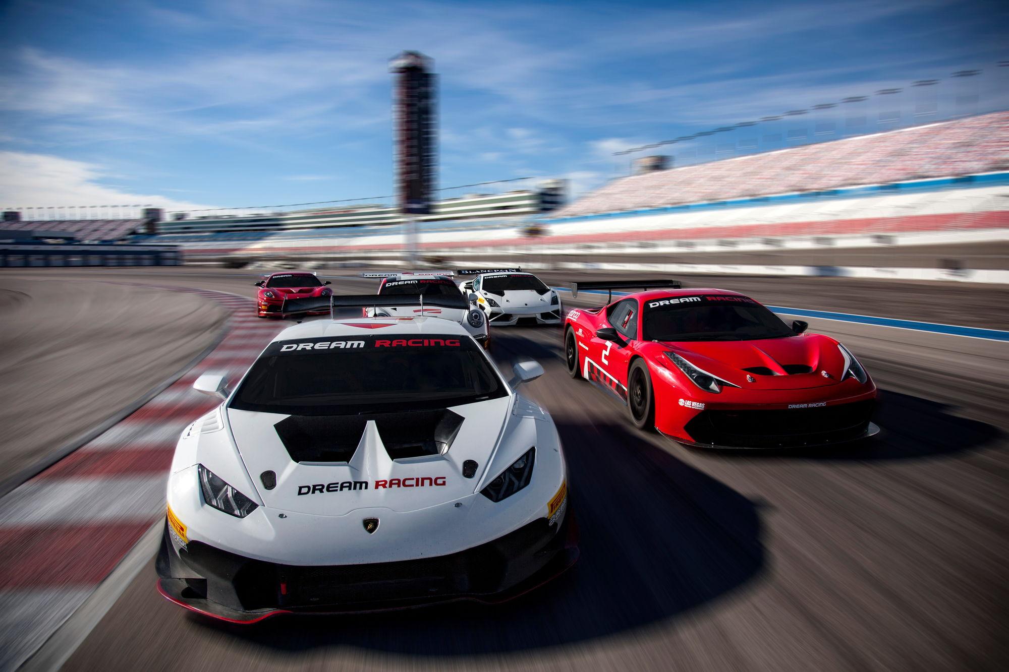 Dream Racing At Las Vegas Motor Speedway 6speedonline