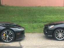 Ricks Astons and cars