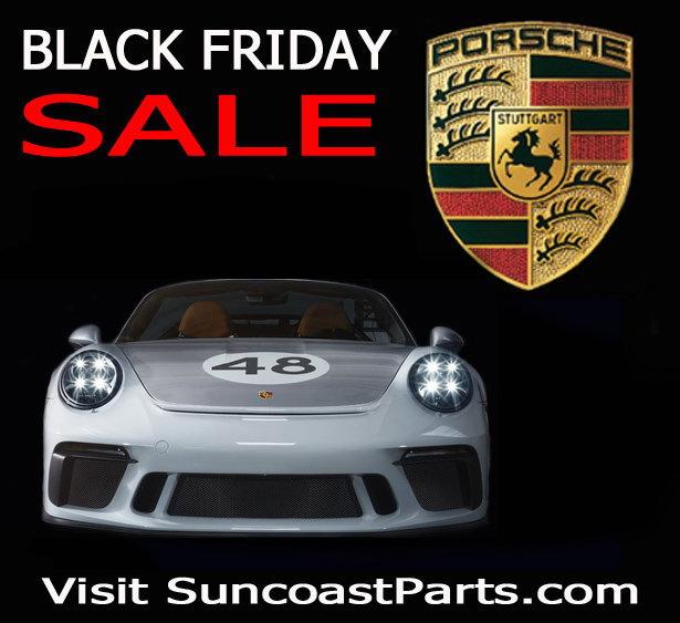 Porsche Parts & Accessory Holiday Sale @Suncoast