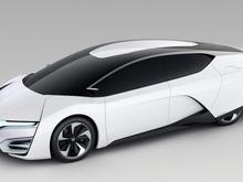 Honda FCEV Concept 01
