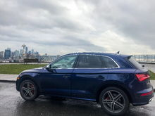 Our Audi SQ5