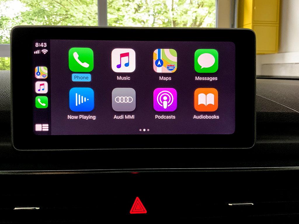 Audi MMI, Virtual Cockpit and iOS 1 CarPlay - AudiWorld Forums