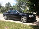 Garage - A8L W12 amazing