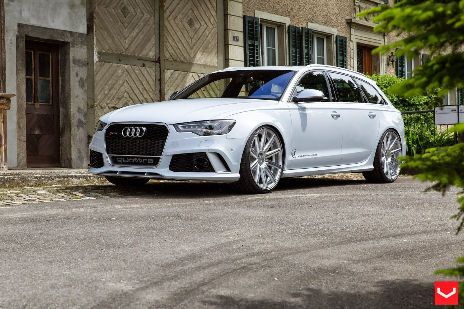 Help Audi Rssix Made By Ds Automobile Audiworld Forums