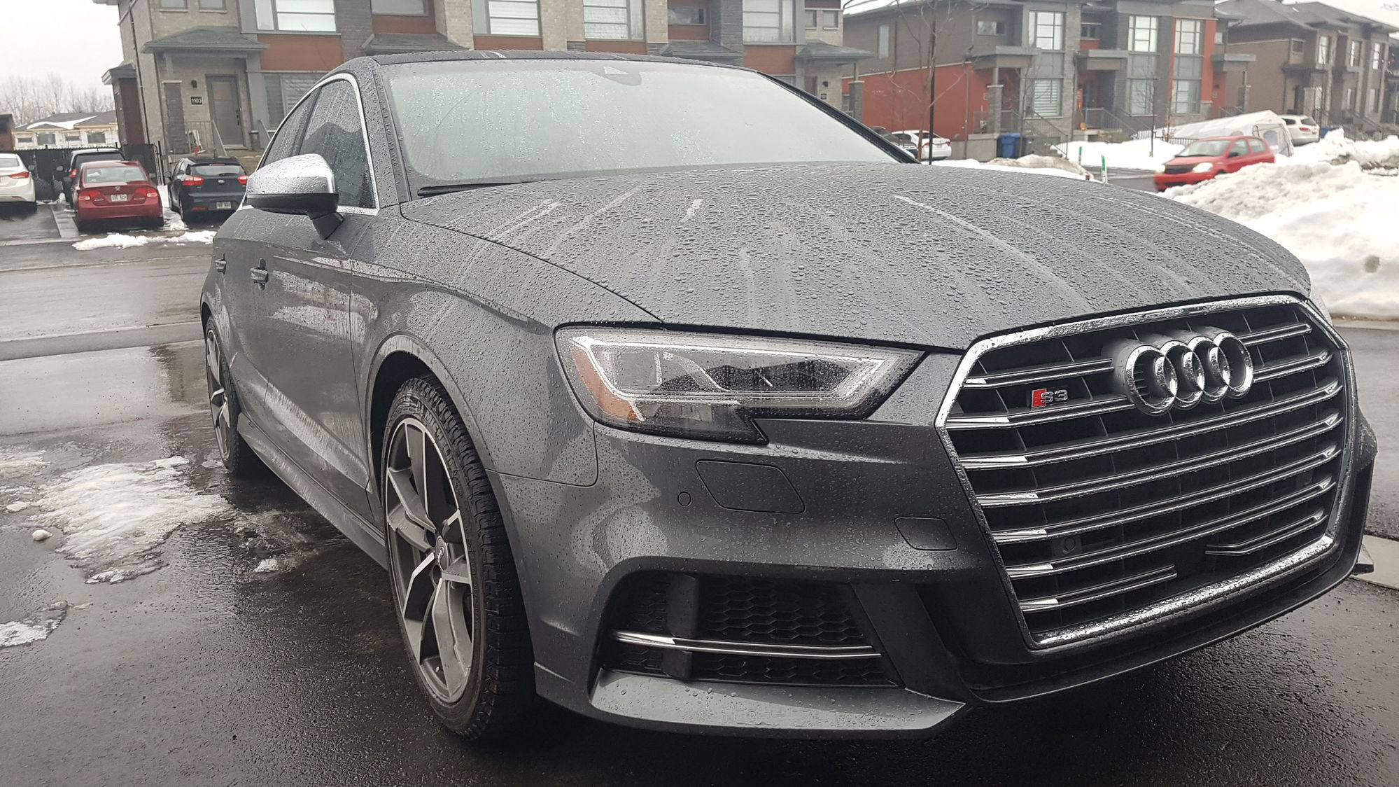 Finally Pics Of The New S3 Page 9 Audiworld Forums