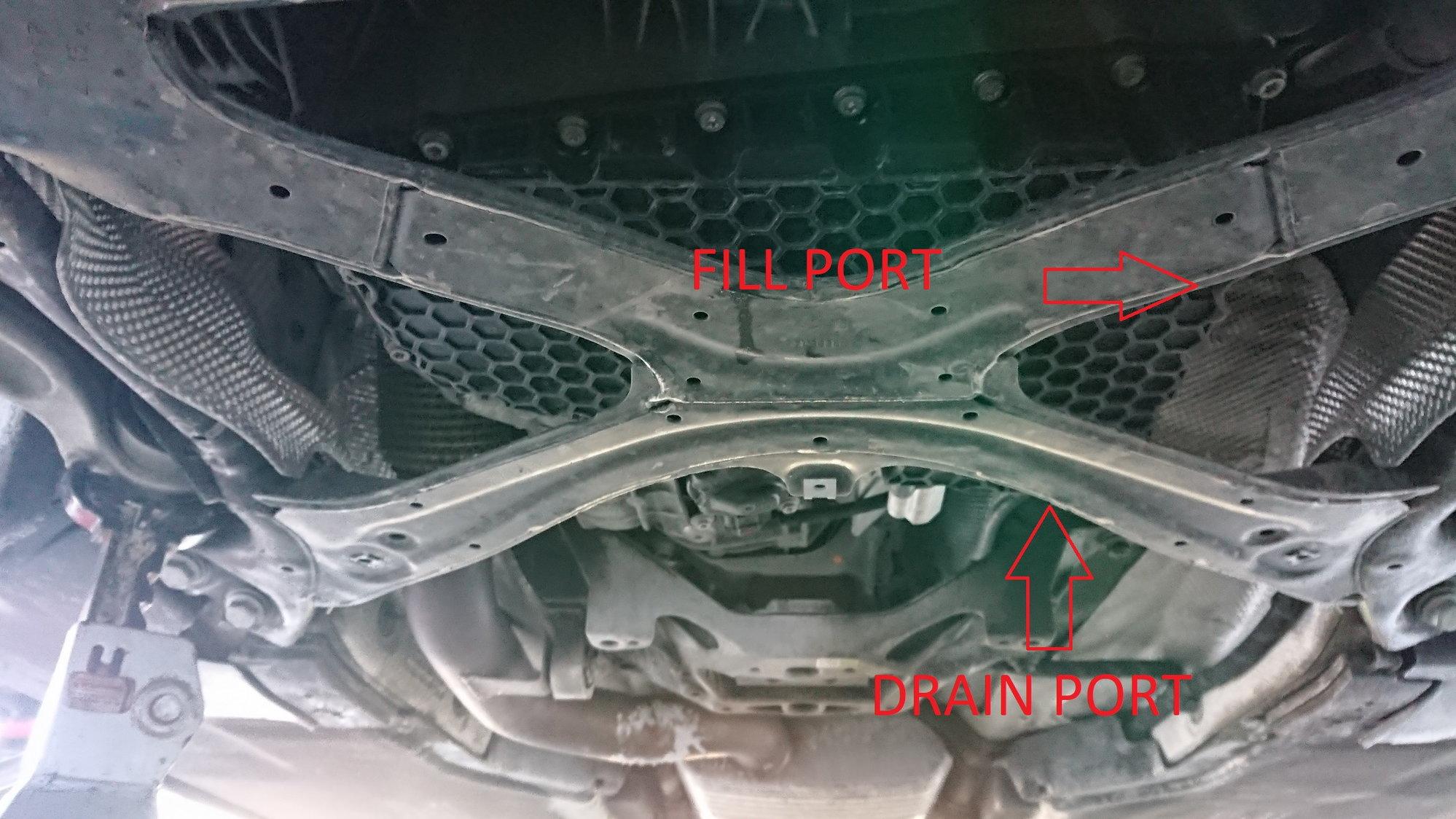 DIY DSG fluid change - AudiWorld Forums