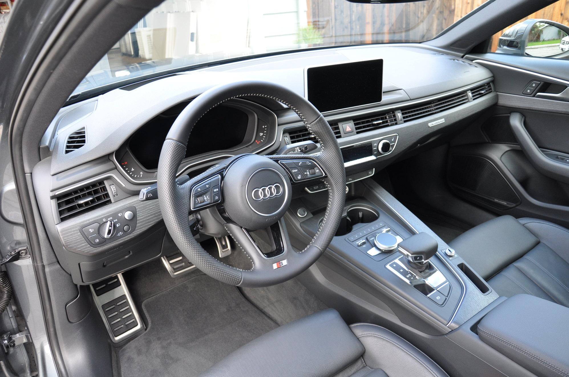 Certified Pre Owned Audi Q5 >> Audi A4 2017 Audi A4 Prestige (S-Line trim) - AudiWorld Forums